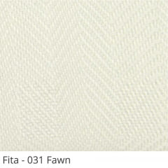Persiana Horizontal Pvc com Fita Decorativa
